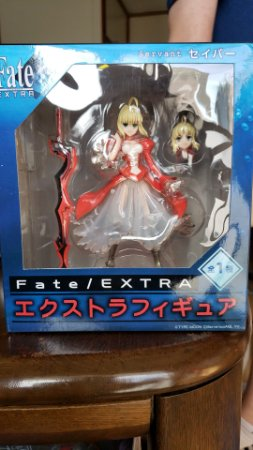 Fate/ Extra Saber