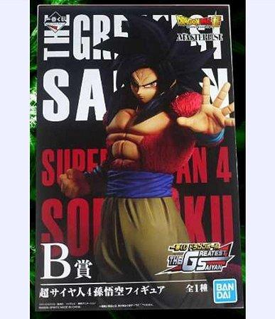 Dragon Ball Masterlise The Greatest Saiyan Super Saiyan 4 Goku