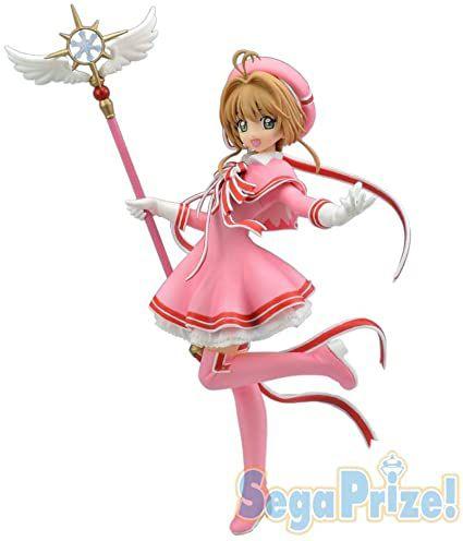 Cardcaptor Sakura: Clear Card: Sakura Kinomoto Premium Figure - RARO