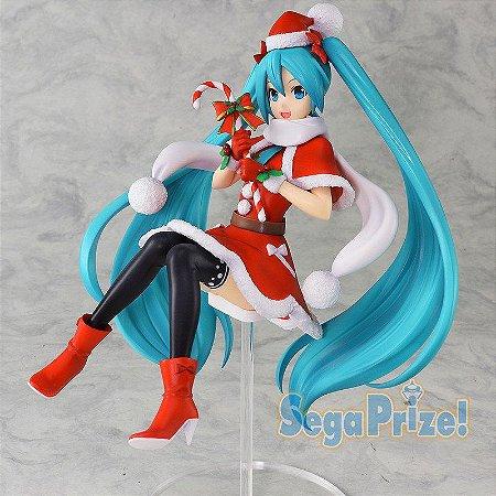 Hatsune Miku Super Premium Figure Christmas 2018 ver.