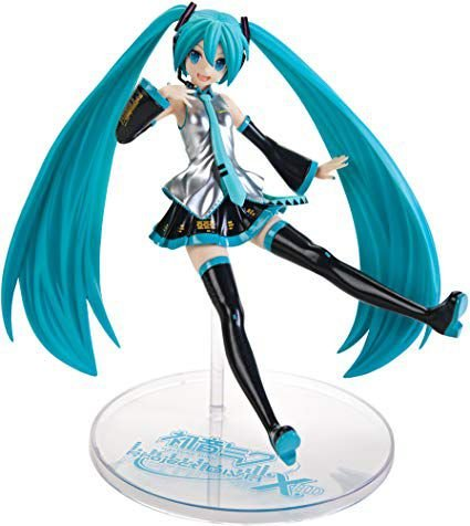 Hatsune Miku Sega Project Diva X HD  Super Premium Action Figure 19cm