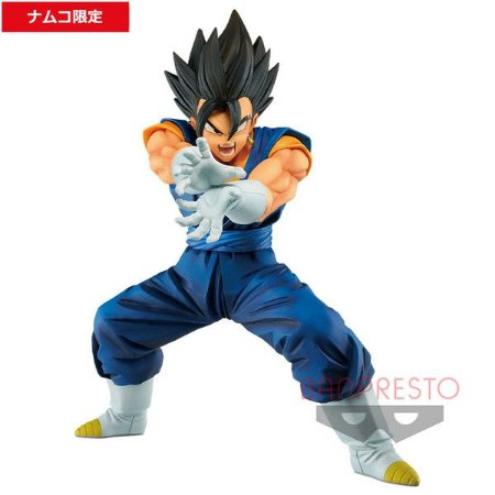Dragon Ball Kamehameha Super Saiyan Vegetto Preto
