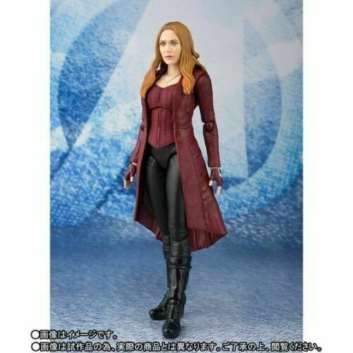 S.H.Figuarts Scarlet Witch (Avengers / Infinity War) Japan version