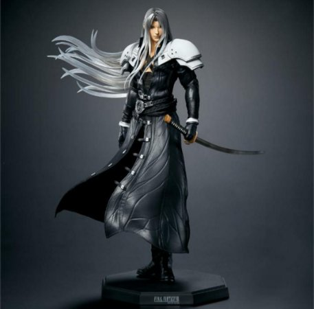 Final Fantasy 7 Remake - Sephiroth