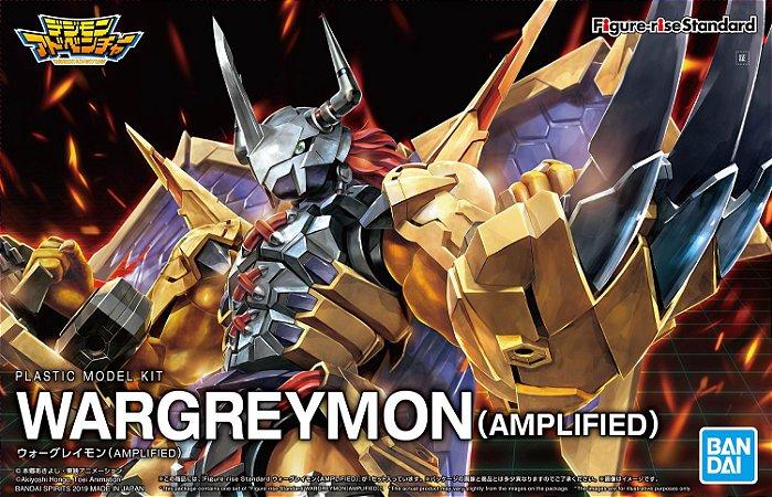 Digimon Wargreymon Amplified  FIGURE-RISE STANDARD