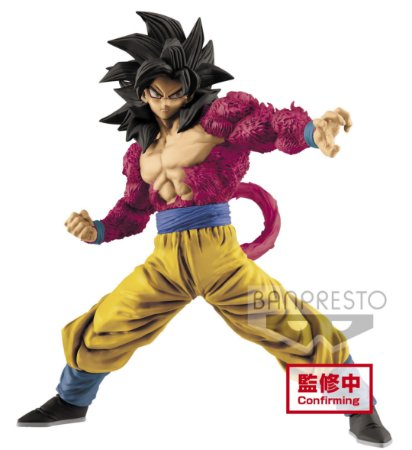 Dragon Ball GT Full Scratch Super Saiyan 4 Son Goku