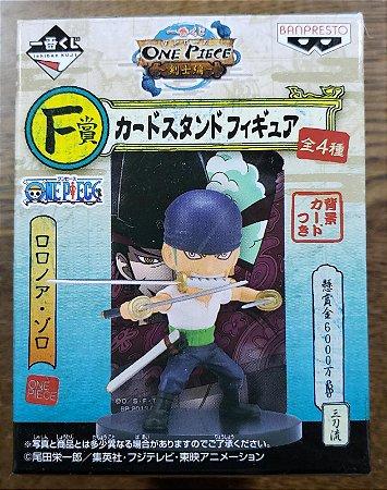 One Piece Zoro Ichiban Kuji F