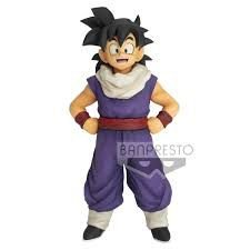 Dragon Ball Z Zokei Ekiden Statue Return Trip Son Gohan Youth 15 cm