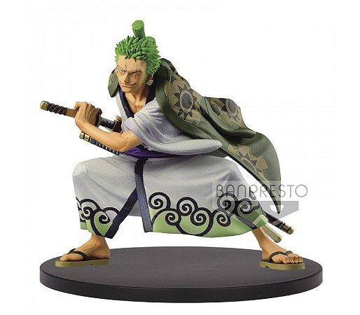 One Piece - King Of Artist Wano Kuni Roronoa Zoro