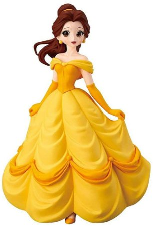 Crystalux Disney Characters #3: Belle from 'The Beauty and the Beast'