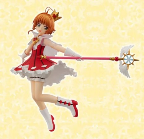 Card Captor Sakura: Clear Card-hen - Kinomoto Sakura - Special Figure - Rocket Beat (FuRyu)