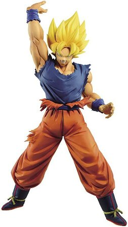Dragon Ball Z Maximatic Super Saiyan Goku Vol.4