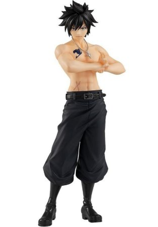 POP UP PARADE GRAY FULLBUSTER PVC