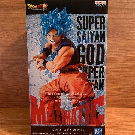 Dragon Ball Son Goku Maximatic II