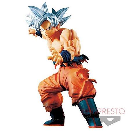 Dragon Ball Ultra Instinct Maximatic Goku