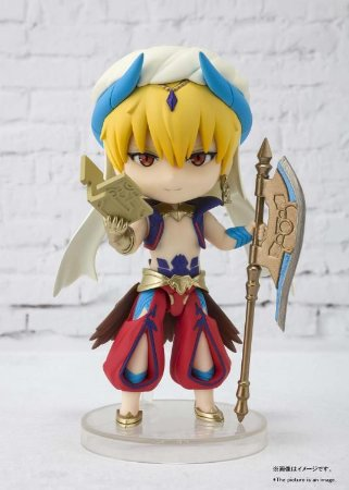 Mini SH Figuarts Fate/Grand Order  Gilgamesh