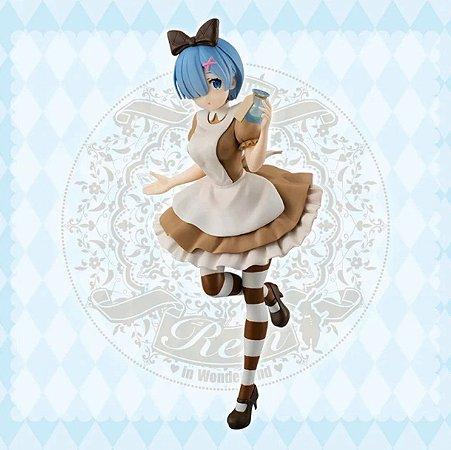 Re Zero SSS figure Rem in Wonderland Antique Ver.