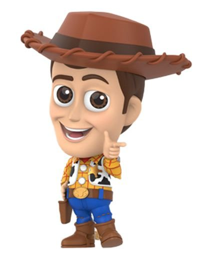 "Cosbaby ""TOY STORY 4"" [Size S] Woody Gesturing Version"