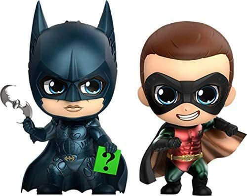 "CosBaby ""Batman Forever"" [Size S] Batman & Robin (Set of 2)"