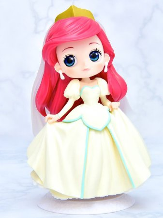 The Little Mermaid - Ariel - Qposket -Disney Characters - Dreamy Style
