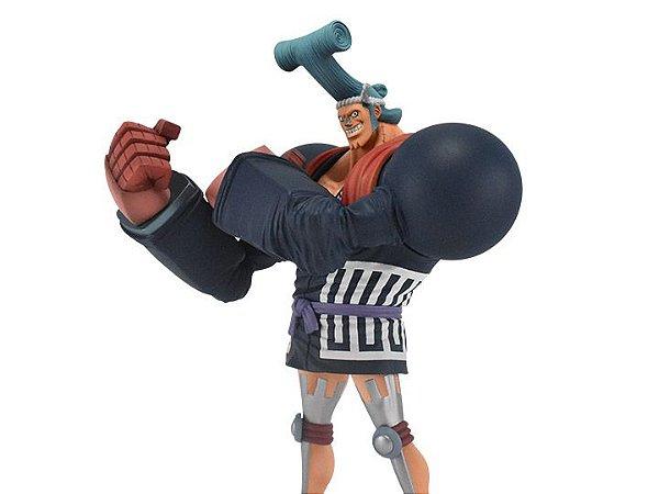 One Piece DXF Grandline Men Wano Country Vol.8 Franky