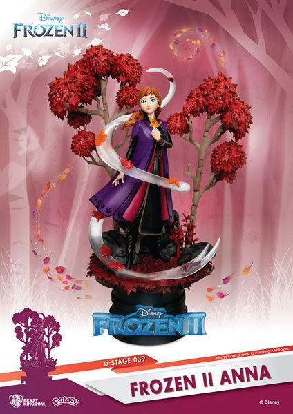 """D-Stage #039 """"Frozen 2"""" Anna"""