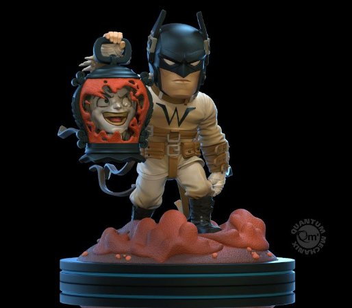Q-Fig Elite / Batman Last Knight on Earth: Batman & Joker PVC Figure