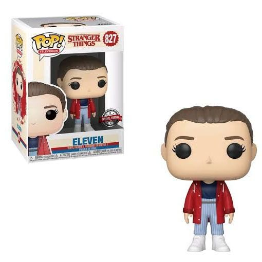 "POP! ""Stranger Things"" Eleven (Red Jacket Ver.)"