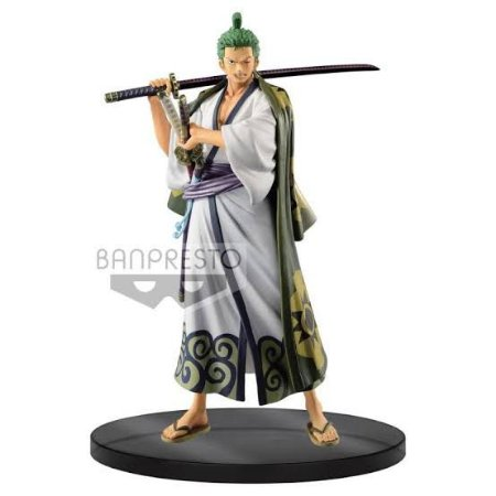 One Piece DXF Grandline Men Wano Country Zoro
