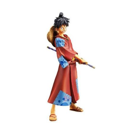 One Piece DXF Grandline Men Wano Country Luffy