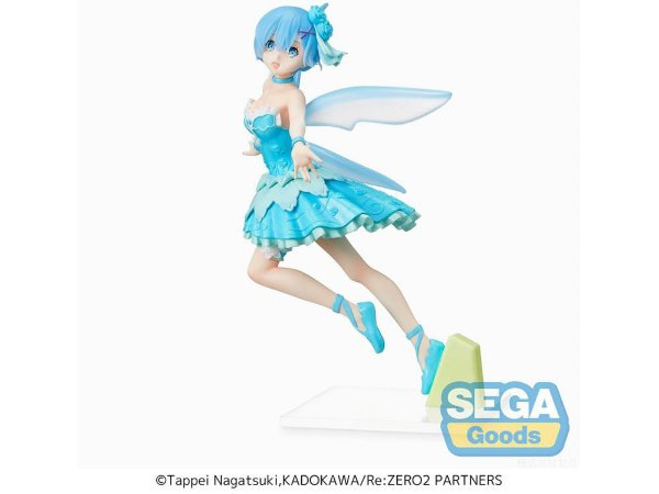 Re Zero Starting Life in Another World Rem (Fairy Ballet Ver.) Super Premium Figure