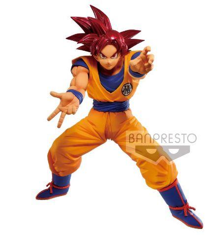 Dragon Ball Super Maximatic Super Saiyan God Goku V