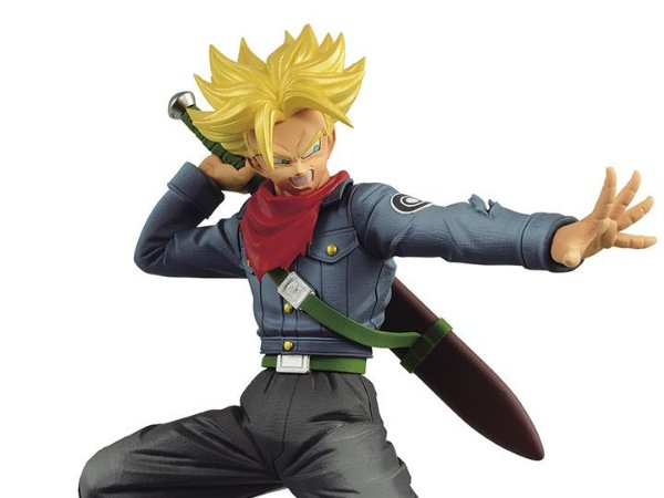 Dragon Ball Super Warriors Battle Retsuden II Vol.2 Super Saiyan Future Trunks