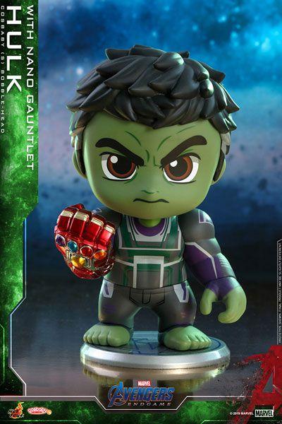 "CosBaby ""Avengers: Endgame"" [Size S] Hulk (Nano Gauntlet Inclusive Ver.)"