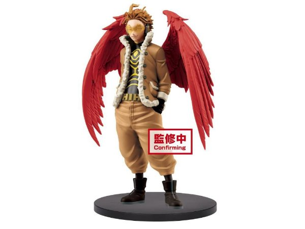 Boku no Hero  AGE OF HEROES Numero 12 HAWKS