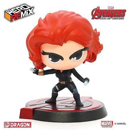 Marvel Avengers Age of Ultron Hero Remix Black Widow Bobblehead Statue