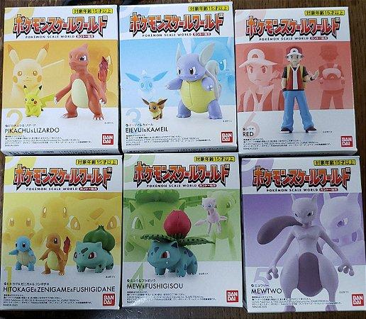 Pokemon Scale World Kanto - Original