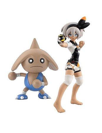 Pokemon Scale World Saitou&Kapoerer