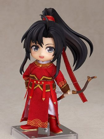 FRETE GRATIS - PRE ORDER - Nendoroid Doll Wei Wuxian: Qishan Night-Hunt Ver.