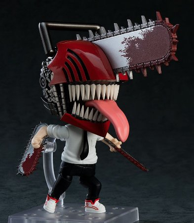 PRE ORDER - FRETE GRATIS - 1560 Nendoroid Denji Chainsaw Man