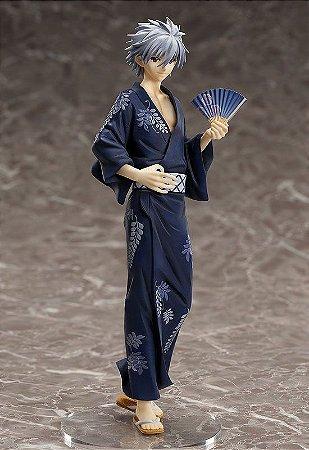 FRETE GRATIS - PRE ORDER - Y-STYLE Rebuild of Evangelion Kaworu Nagisa Yukata Ver. 1/8 Complete Figure PEDIDO ATE 05/04