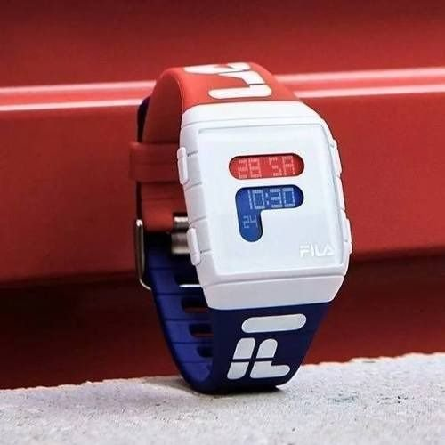 Kit 05 Relógios Femininos Adidas Colors + Caixas + Pulseiras