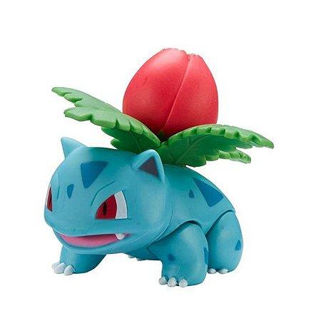 Pokémon Battle Ready Figure - Ivysaur - Original - Sunny