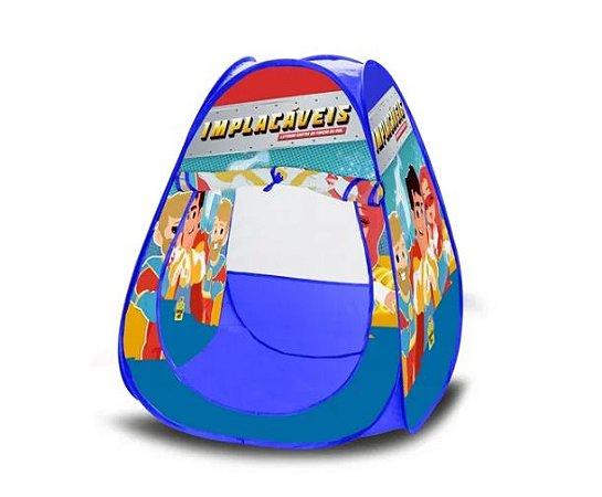 Toca Barraca Heróis Implacáveis - C/ Bolsa - Samba Toys