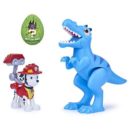 Marshall + Velociraptor - Dino Rescue Patrulha Canina- Sunny