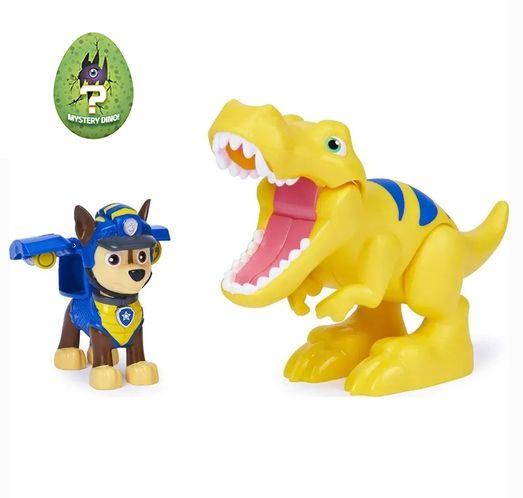 Chase + T-Rex - Dino Rescue - Patrulha Canina - Sunny