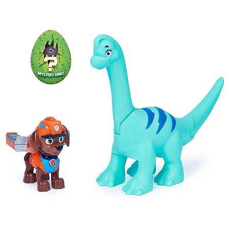 Zuma + Brontosaurus - Dino Rescue - Patrulha Canina - Sunny