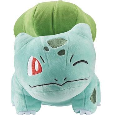 Pelúcia Pokémon - Bulbasaur - 18cm - Original - Sunny