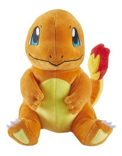 Pelúcia Pokémon - Charmander - 18cm - Original - Sunny