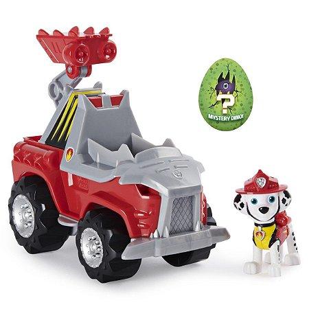 Patrulha Canina Dino Rescue Veículo Marshall Original- Sunny